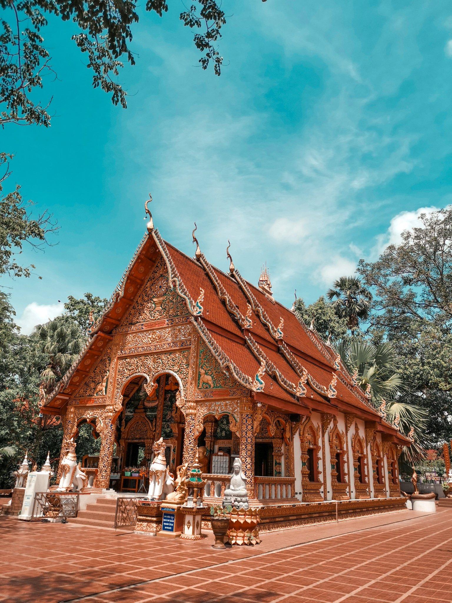 tempio di Wat Phuket