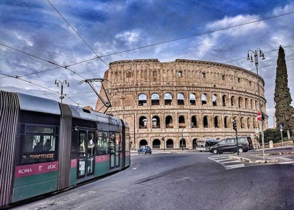 Come muoversi a Roma - Atac Roma