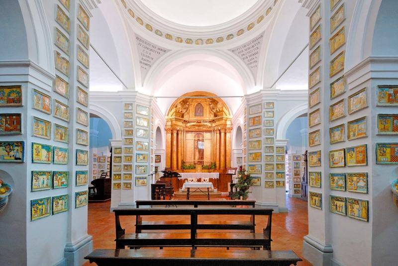 Cose interessanti da fare a Perugia - Sanutario della Madonna dei Bagni