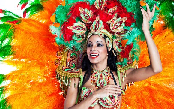 Carnevale di Rio con Ava & May